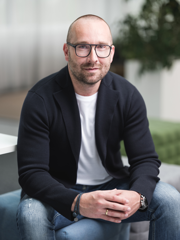 Mag Jürgen Smid, CEO karriere.at