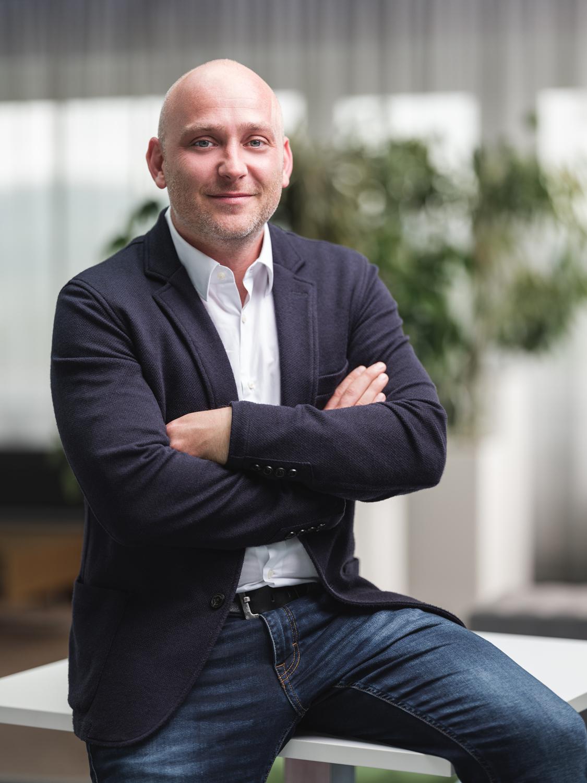 Mag Oliver Sonnleithner, CEO karriere.at