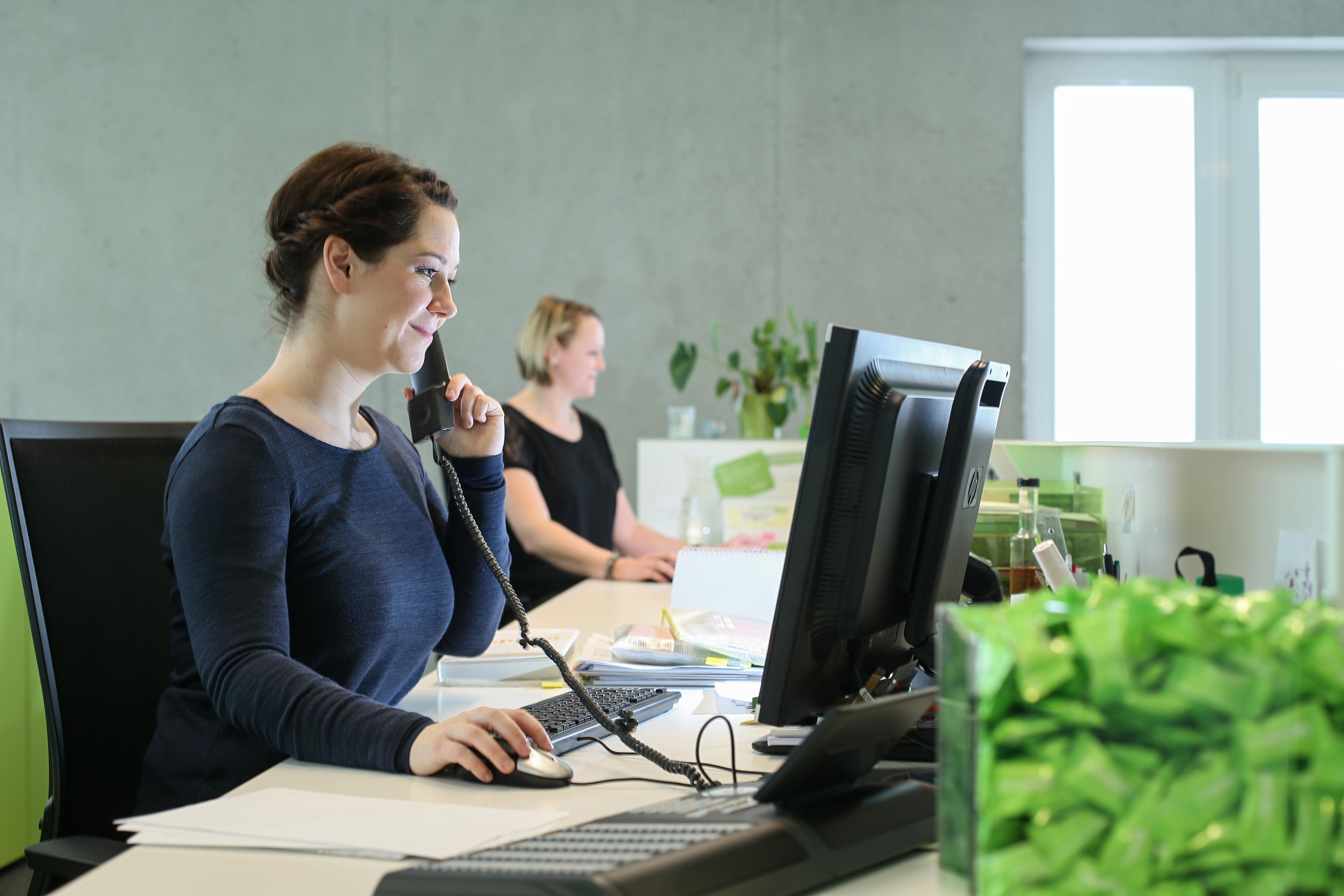 Unternehmensfoto Office
